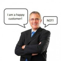Customers do not like stock photos