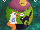 Web Developers Halloween - IE ghost